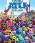 Monsters University (Univerzitet za monstrume) 2013