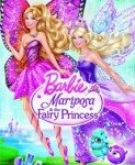 Barbie Mariposa and the Fairy Princess (Barbi Mariposa i Vilinska princeza) 2013