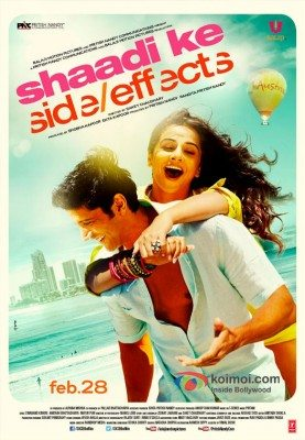 Farhan-Akhtar-and-Vidya-Balan-in-a-Shaadi-Ke-Side-Effects-Movie-Poster-Pic-1
