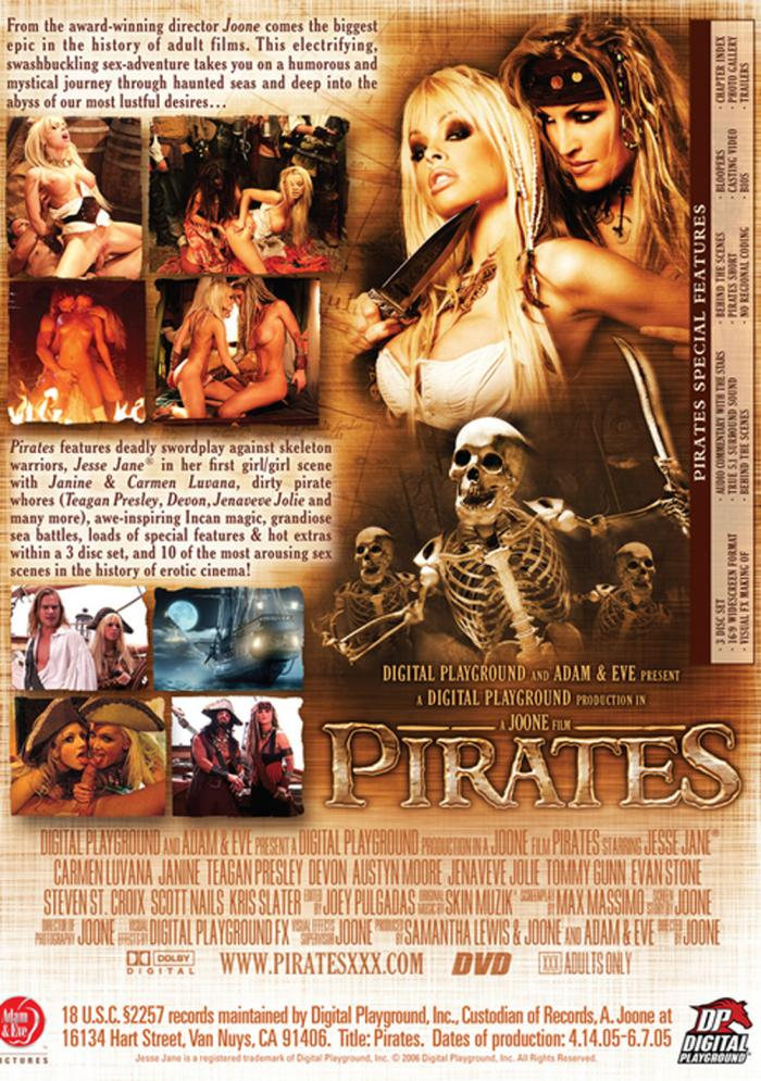 Pictures from adult movie pirates