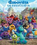 Univerzitet za monstrume (Sinhronizovano) 2013